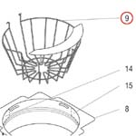 Basketw/Splshgrd 7.12 Od-Ext