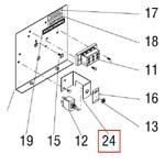 Bracket W/Decals Switch-Icb