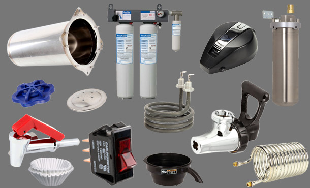 Bunn parts, Bunn replacement parts, Bunn o matic repair parts ...